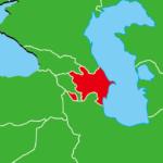 アゼルバイジャン地図
