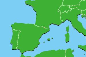 アンドラ地図