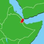 ジブチ地図