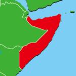 ソマリア地図