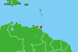 トリニダード・トバゴ地図