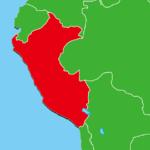 ペルー地図