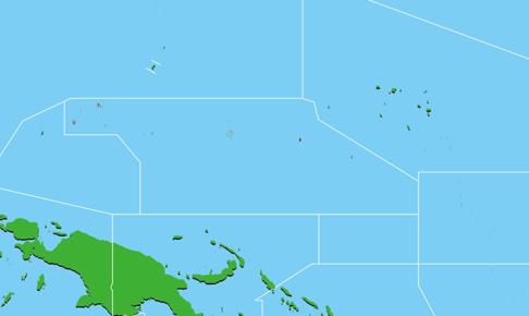 ミクロネシア地図