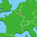 ルクセンブルク地図