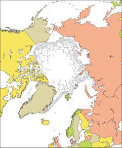 北極地域-国別
