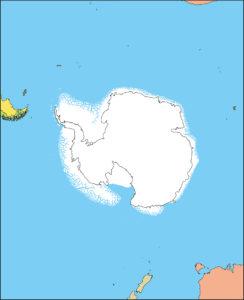 南極地域-国別-海