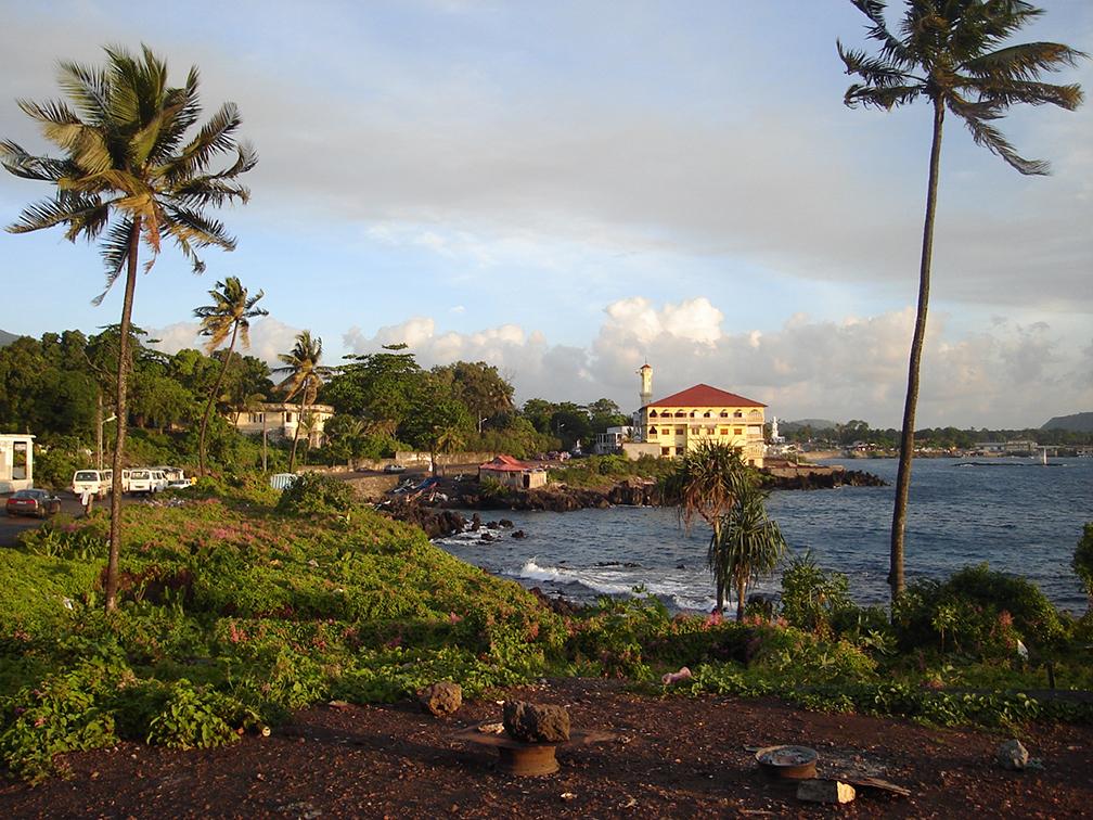 コモロ連合 - Comoros   世界の...