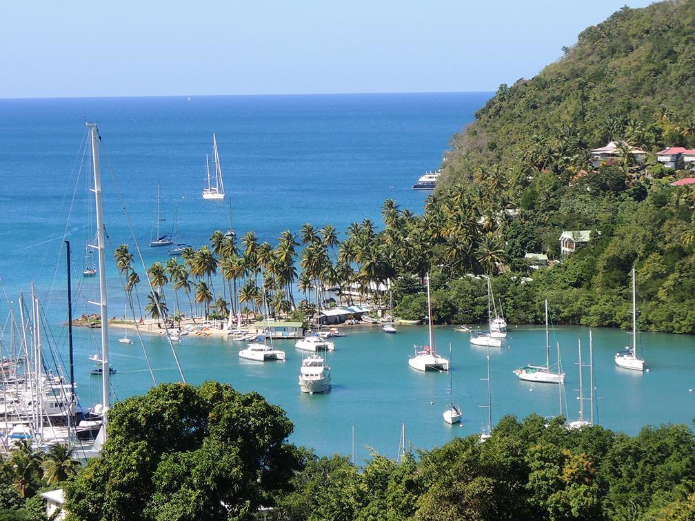 セントルシア - Saint Lucia   ...