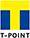 Tポイントのロゴ