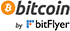 bitcoin_in_bitFlyerロゴ