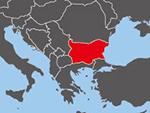 Location of Bulgaria