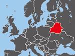 Location of Belarus