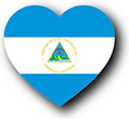ニカラグアの国旗 | 世界の国旗