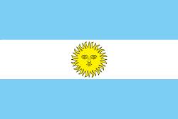 アルゼンチンの国旗 | 世界の国...