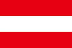 オーストリアの国旗 | 世界の国...