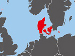 デンマークの国旗 | 世界の国旗