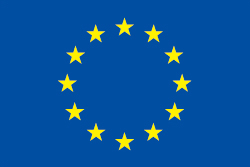 EU (欧州共同体)の国旗画像