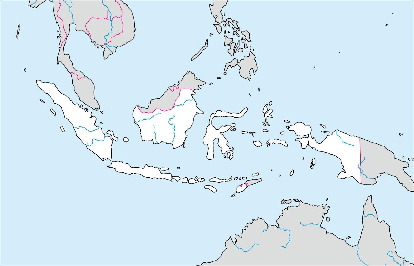 無料 アフリカ 白地図 無料 : ... の白地図 | 各国の白地図