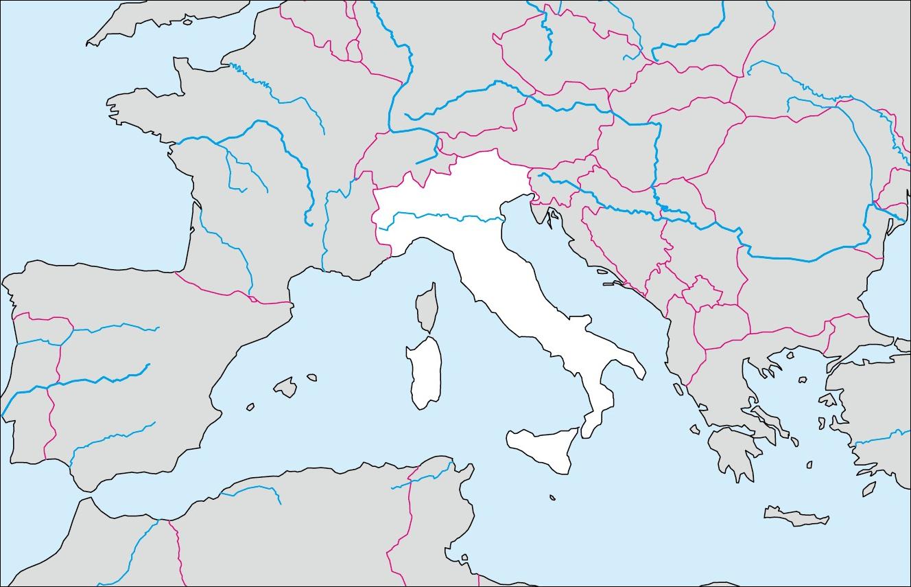 ... の白地図 | 各国の白地図
