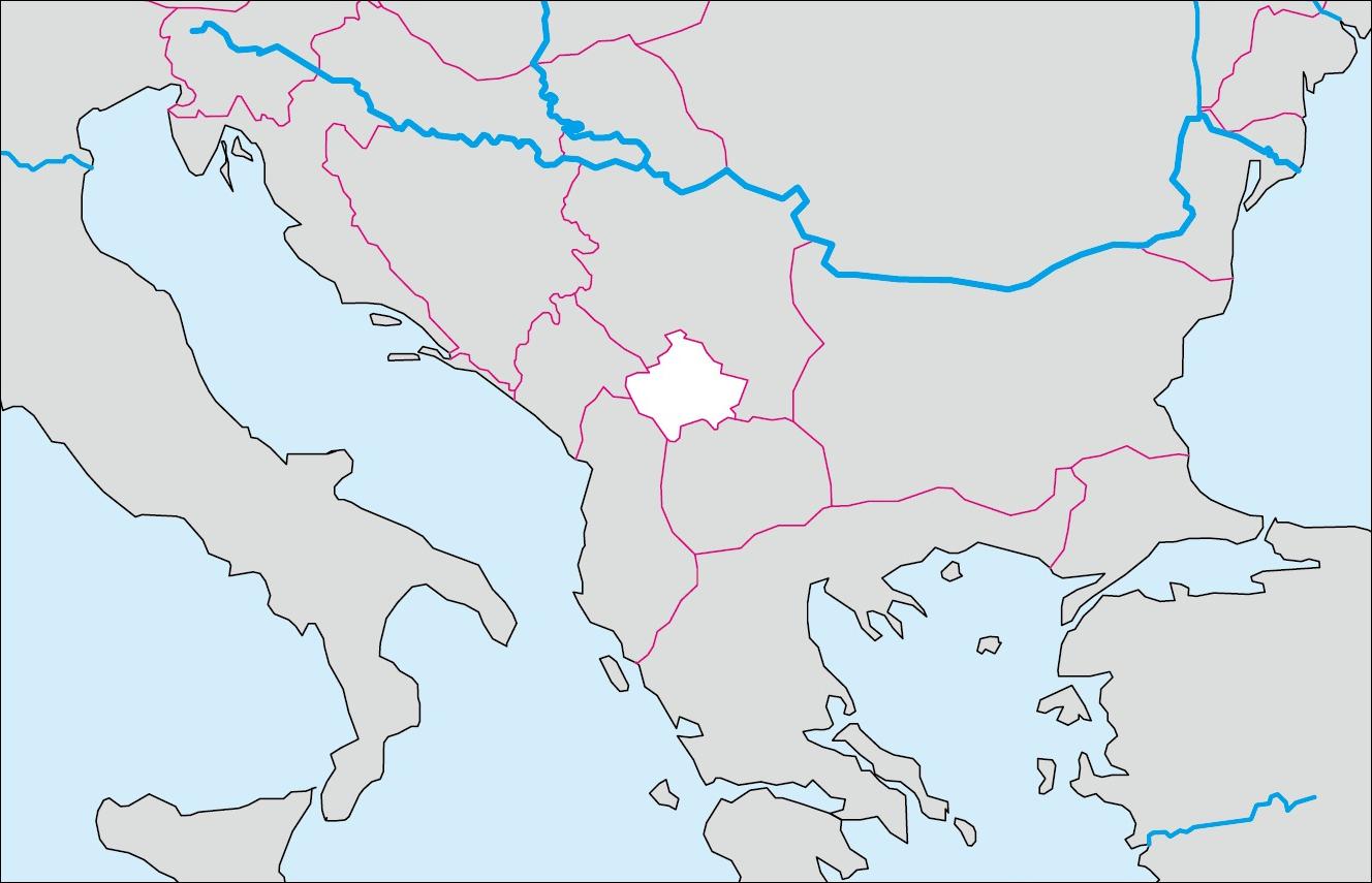 ... 共和国の白地図 | 各国の白地図