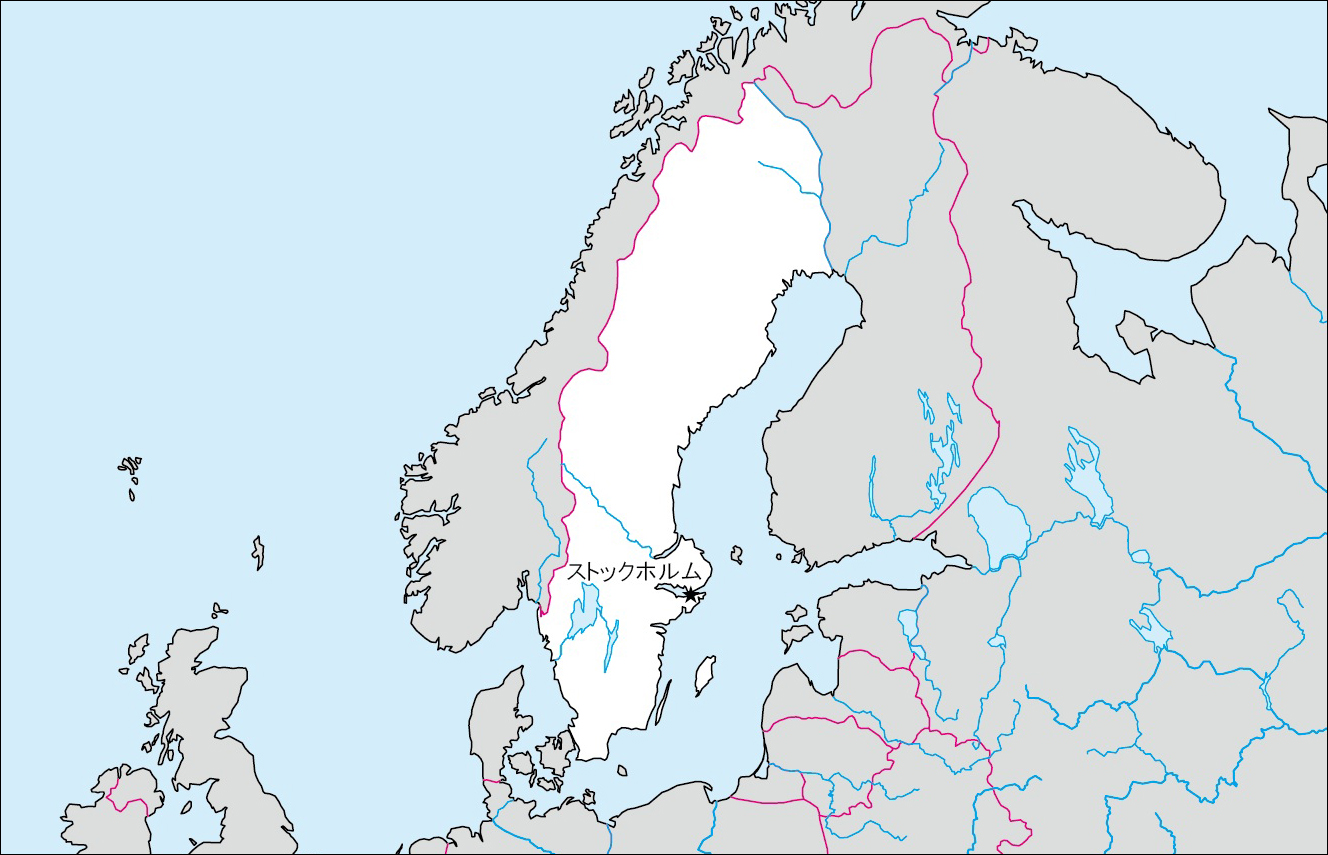 ... の白地図 | 各国の白地図 : 白地図 世界地図 フリー : 世界地図