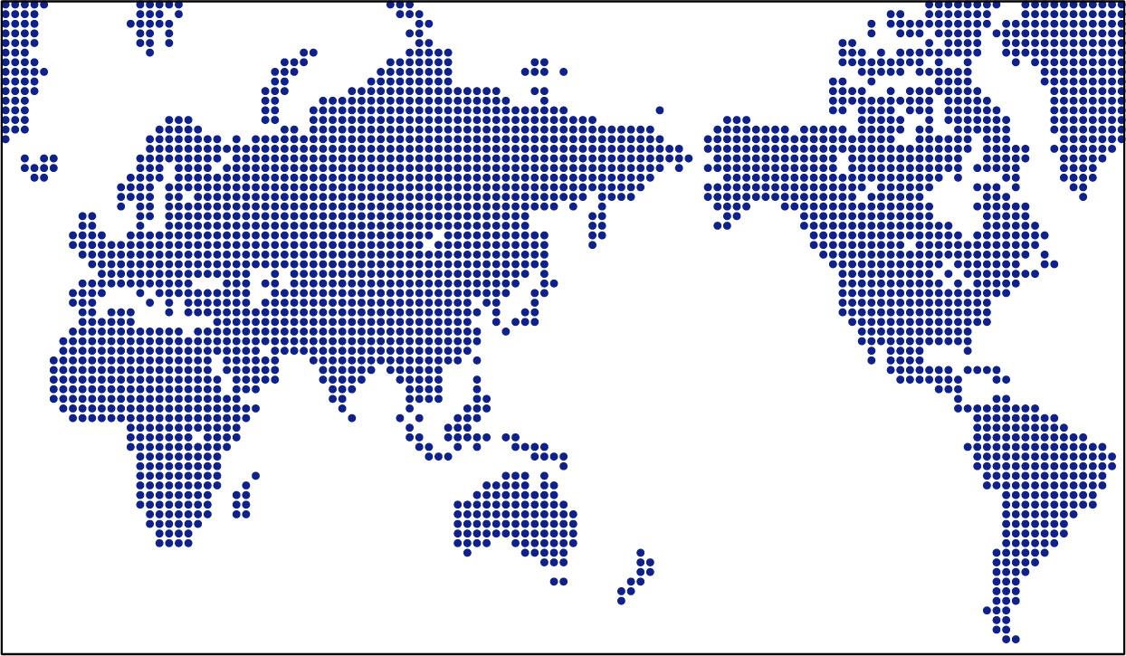 パソコンにダウンロードして ... : 世界白地図 ダウンロード : 白地図
